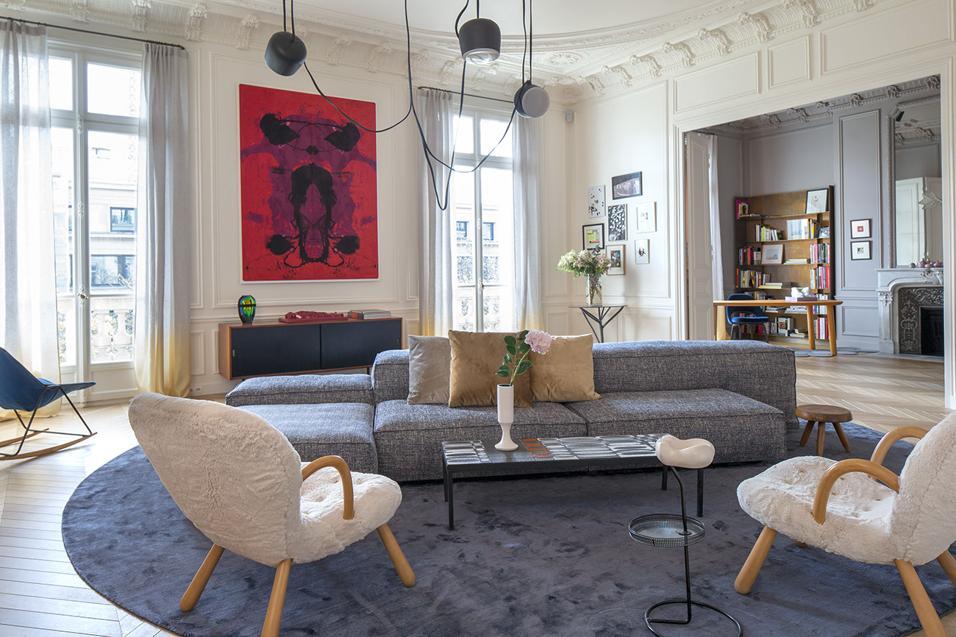 20 salotti da sogno foto foto 1 livingcorriere for Immagini di salotti moderni
