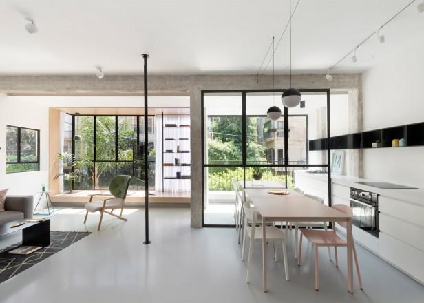 95 mq in bianco e nero foto 1 livingcorriere for Beste immobilienmakler