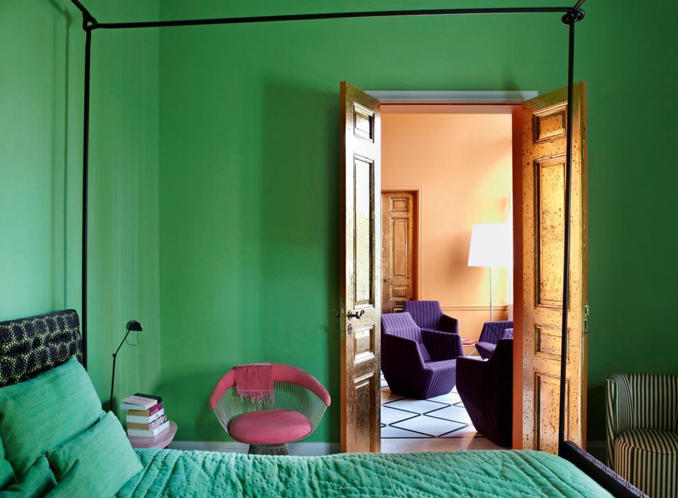 Colori Pareti Camera Da Letto 2016 : Foto colori per le pareti della camera da letto