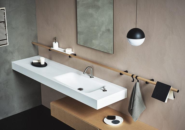 Decorazione Pareti Bagno : Decorare le pareti del bagno foto e idee living corriere