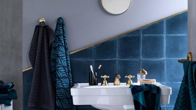 Decorare le pareti del bagno: foto e idee - Living Corriere