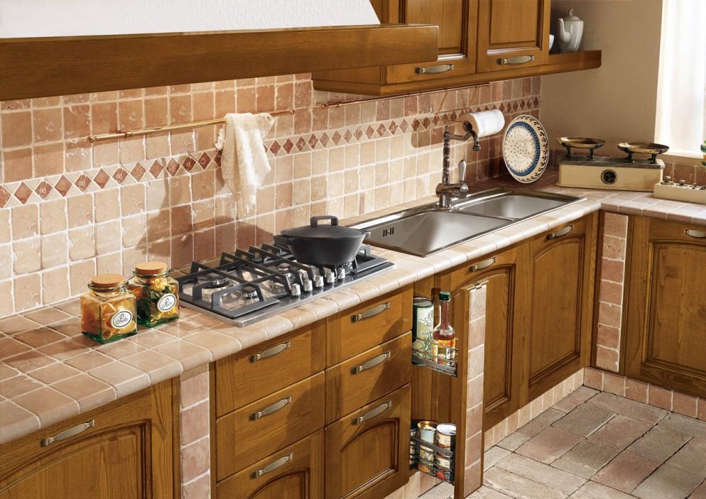 Piano Cottura Per Cucina In Muratura.Foto Delle Cucine In Muratura Moderne E Personalizzabili Living Corriere