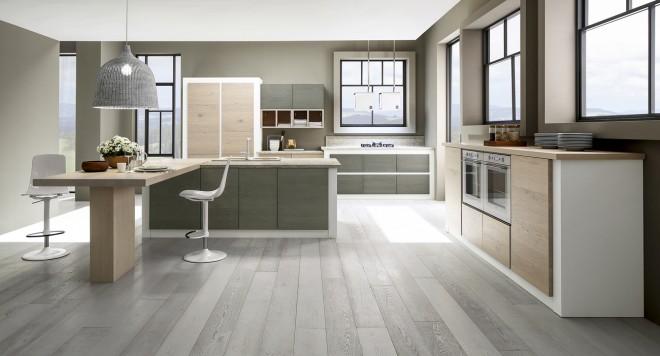 Foto delle cucine in muratura moderne e personalizzabili - Living ...