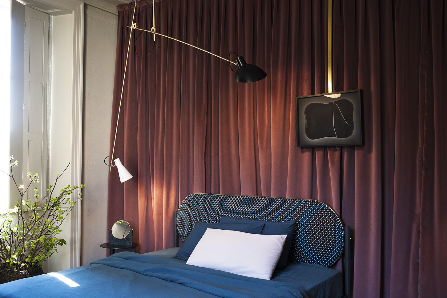 15 colori per le pareti della camera da letto living corriere for Pareti camera da letto moderna