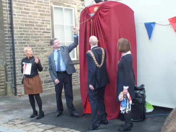grand-opening-warley-museum-_-eliana-bailey-wca-chair_richard-macfarlane_mayor_-mayor_mayoress