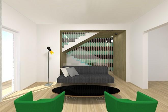 Come collegare due piani con le scale da interni living corriere - Scale per appartamenti ...