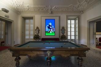 8. Villa Panza - Robert Wilson 'Isabella Rossellini' 2005,  Foto Sergio Tenderini © FAI - Fondo Ambiente Italiano 7