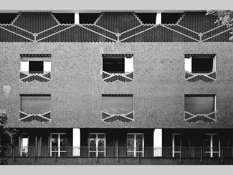 Convento e Istituto della Beata Vergine Addolorata 1946 - 1955
