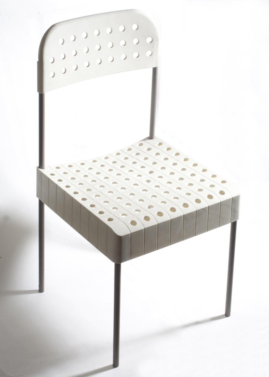 Sedia Box  per Anonima Castelli
