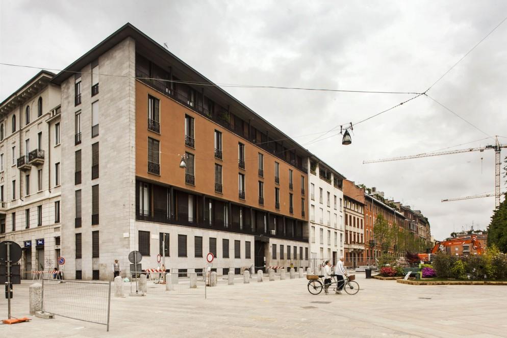 Klat_Archivio_CACCIA_DOMINIONI_CasaCacciaDominioni_PiazzaSantAmbrogio_Milano_foto_FilippoRomano