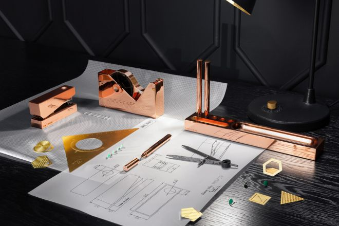 TomDixon_Cube stationery