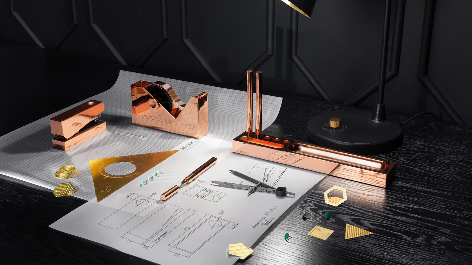 16 accessori e oggetti di design che trasformano l 39 ufficio for Oggetti di design