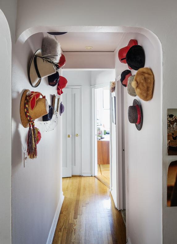 cappelli corridoio