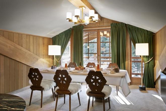 Decorazioni Casa In Montagna : Arredare casa in montagna living corriere
