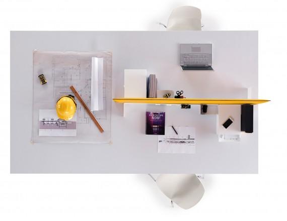 Scrivania Ufficio Oggetti : 16 foto di accessori e oggetti di design per lufficio living corriere