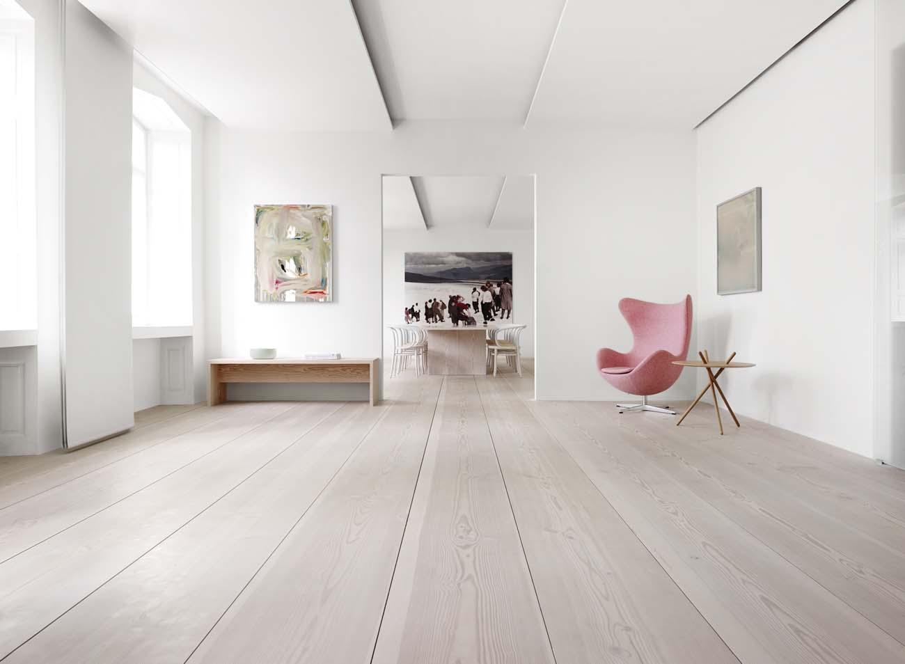 Pavimenti in legno guida al parquet living corriere - Parquet per bagno e cucina ...