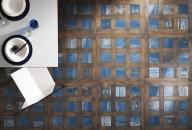 CHATERINE Rovere grigio-Azul 002