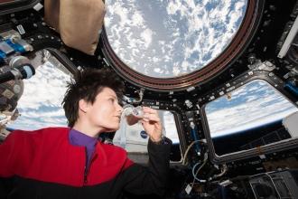 Foto  Samantha Cristoforetti (ESA NASA)