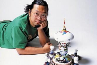 Portrait of Takashi Murakami. All Artworks © Takashi Murakami_Kaikai Kiki Co.