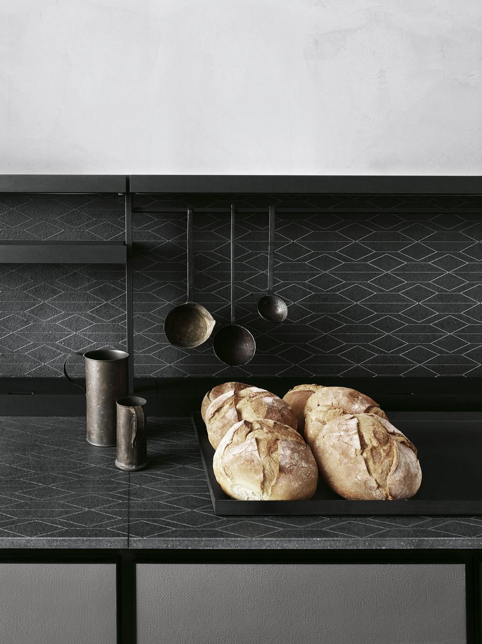 Cucina piccola, ma spettacolare - Foto