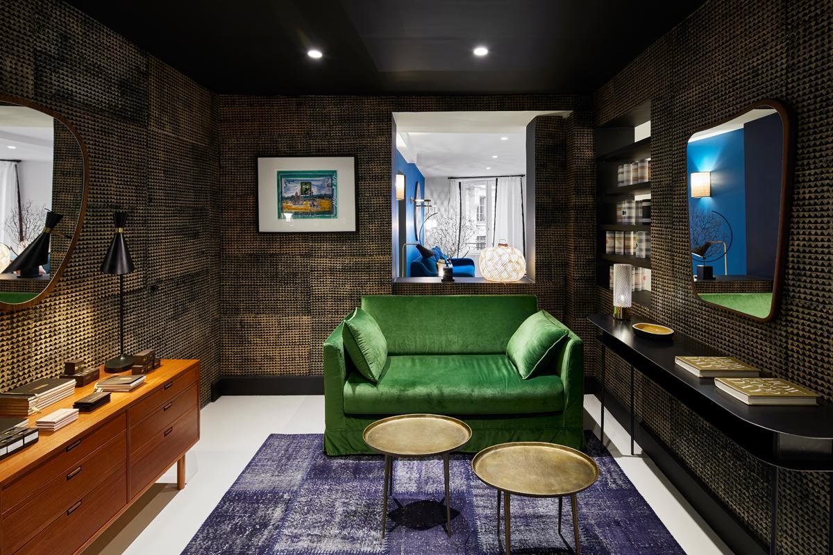 La nuova boutique di sarah lavoine a parigi living corriere for Negozi di design di mobili