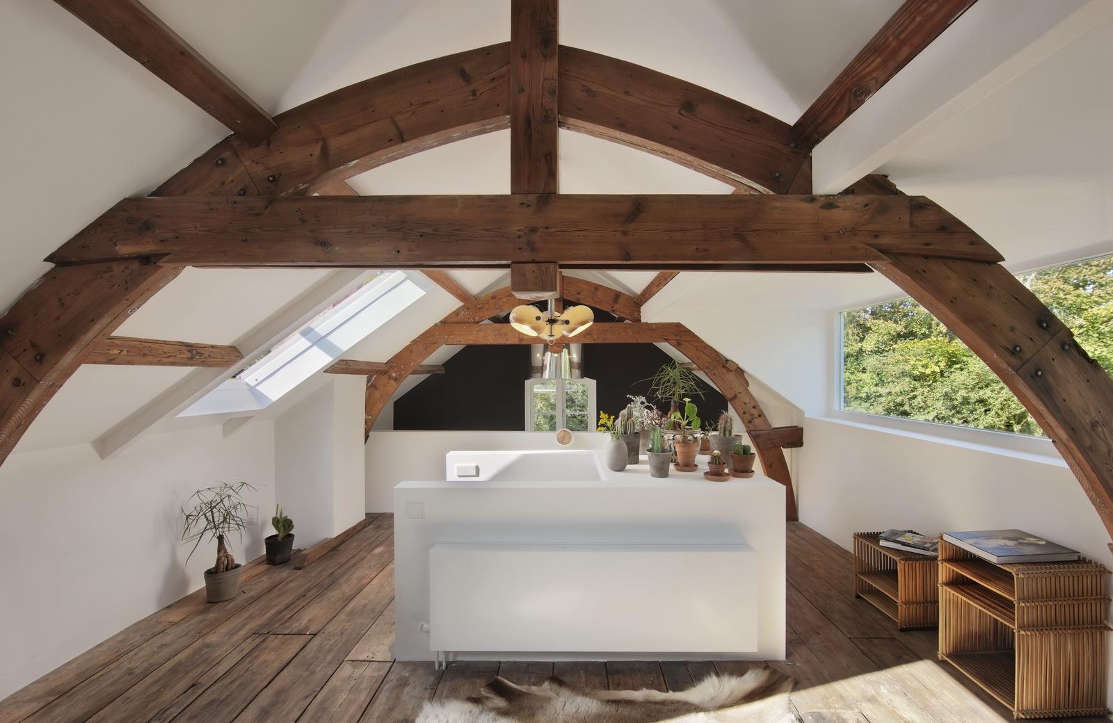 20 soffitti con travi a vista, uno diverso dall'altro - living ... - Camere Da Letto Con Travi A Vista