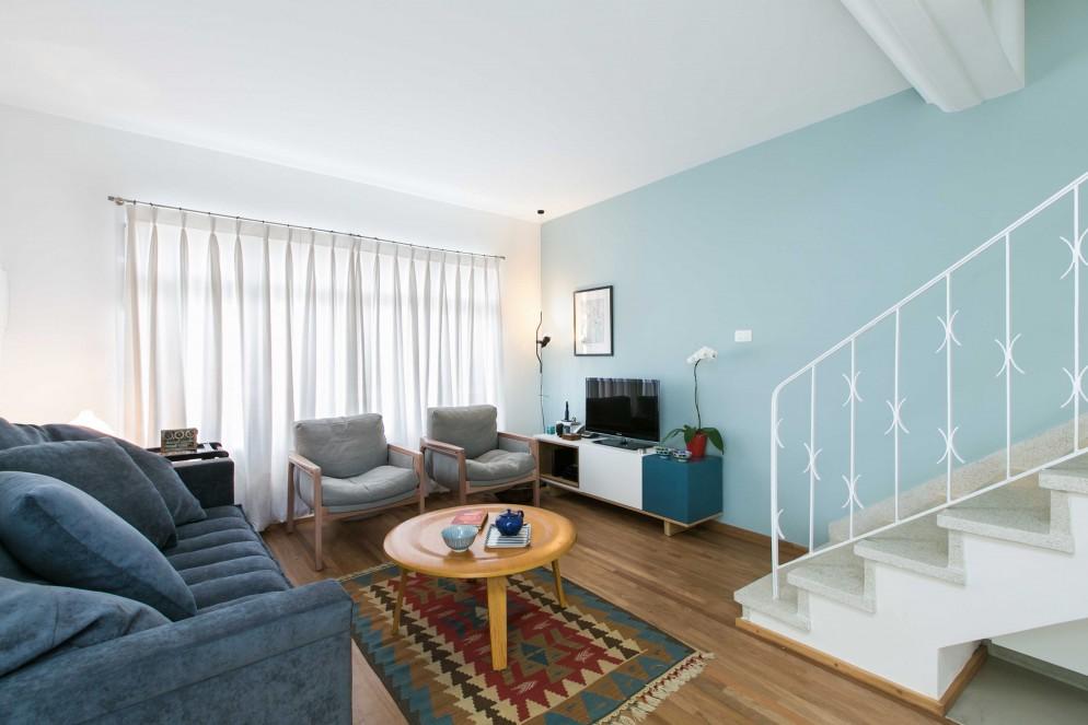30 idee per il colore pareti del soggiorno foto foto 1 for Immagini pareti colorate soggiorno