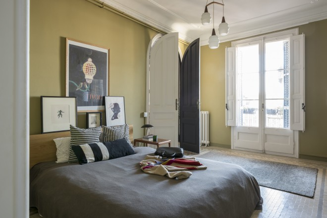 20 modi di illuminare la camera da letto foto 1 - Illuminare la camera da letto ...
