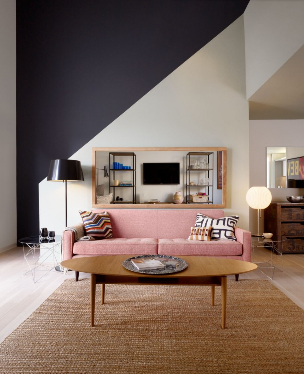 Colore Di Parete Per Soggiorno 30 idee per il colore pareti del soggiorno - foto - foto 1