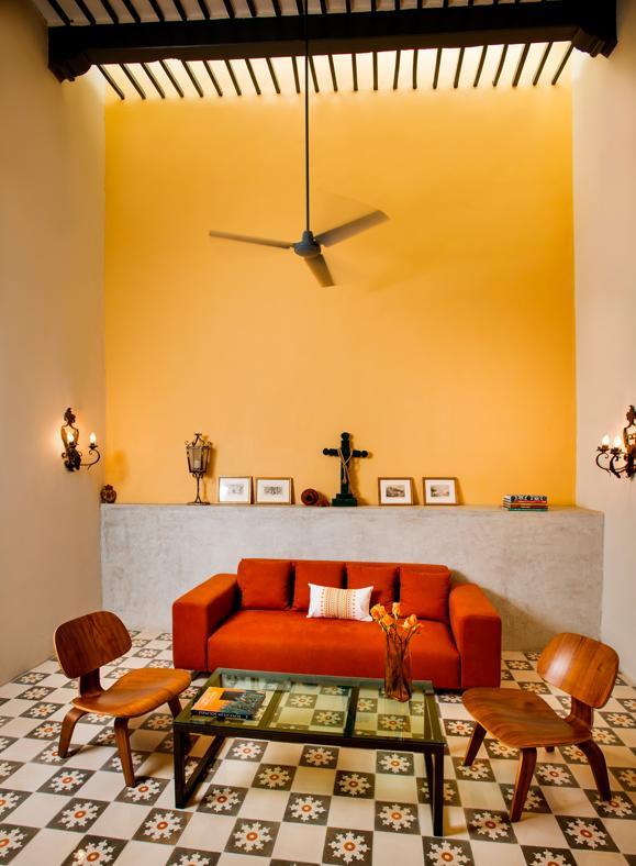 30 idee per il colore pareti del soggiorno foto foto 1 for Idee per pitturare pareti