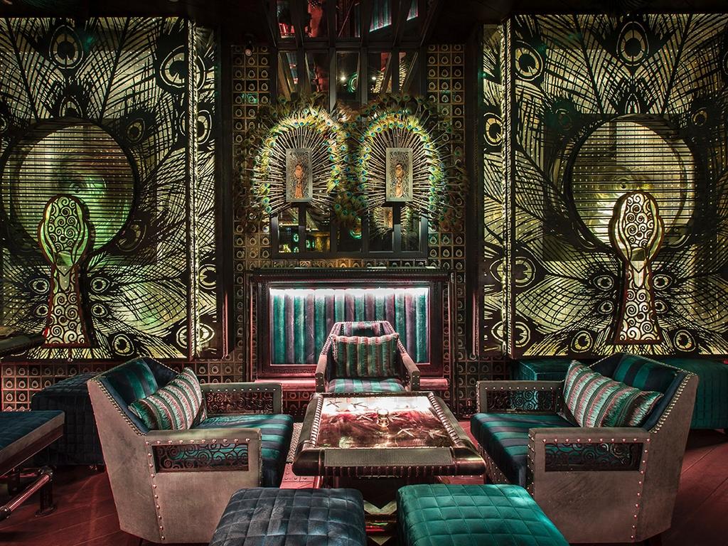 Ophelia cocktail bar a Hong Kong - Foto