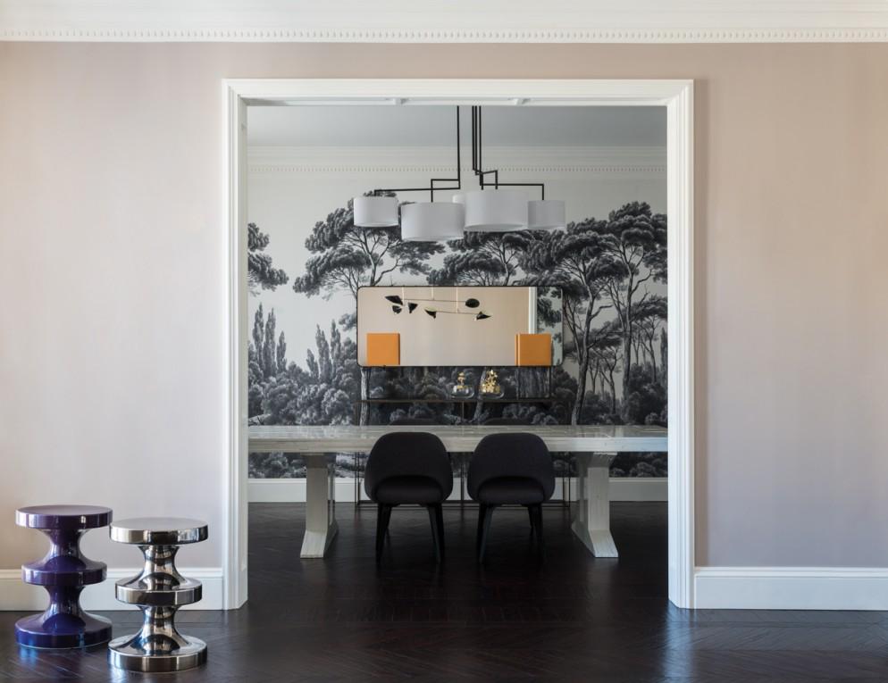 stipite-parete-colore-soggiorno