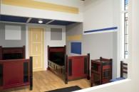 07_Mondriaan en De Stijl Gemeentemuseum Den Haag  - Vilmos Huszar Jongenskamer