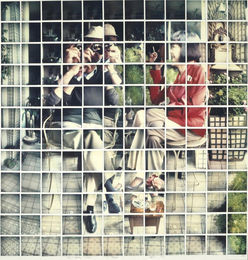 Billy & Audrey Wilder, Los Angeles, April 1982 1982
