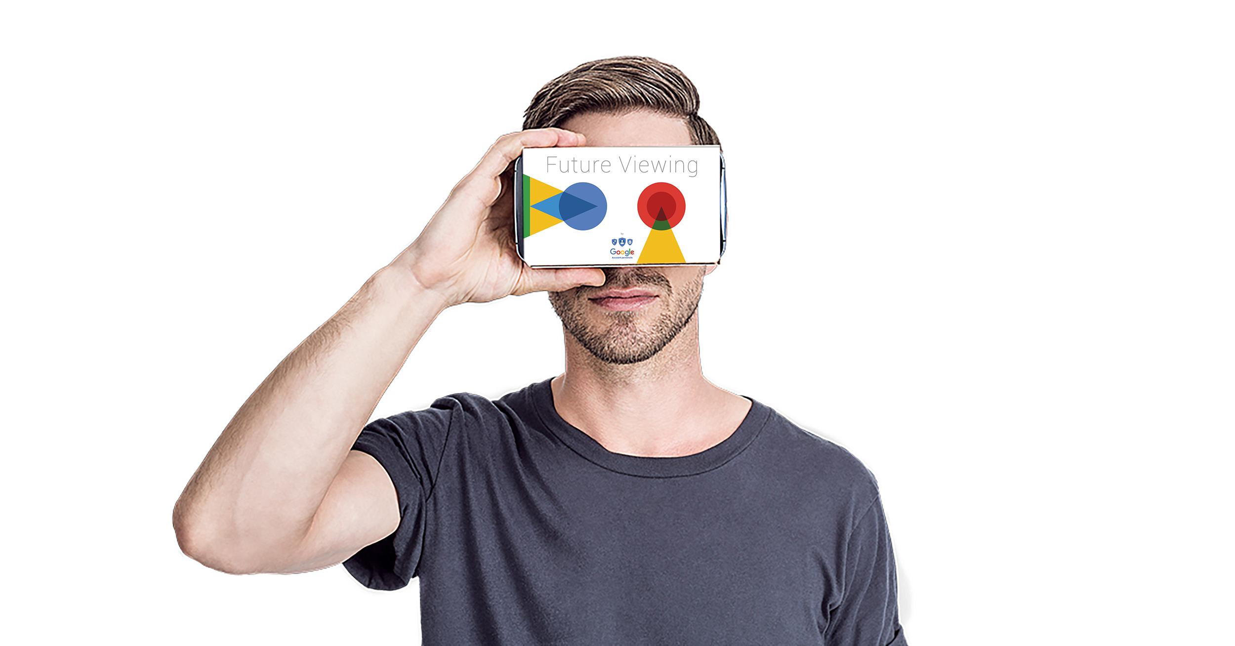 Future Viewing. La mostra virtuale di Google - Living Corriere