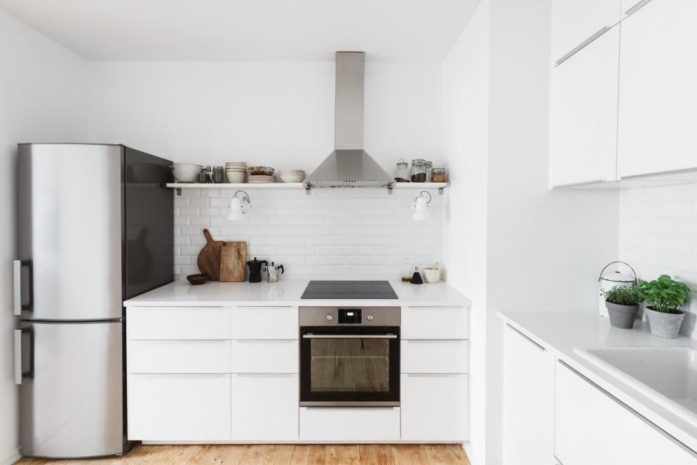 Cucine bianche - Foto - Foto 1 LivingCorriere