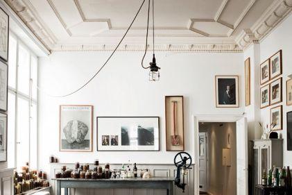 Decorazione casa idee per decorare pareti e muri living for Corriere arredamento