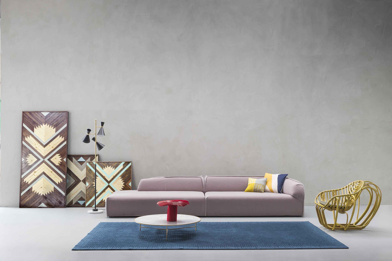 Interior styling non solo parquet living corriere for Corriere arredamento