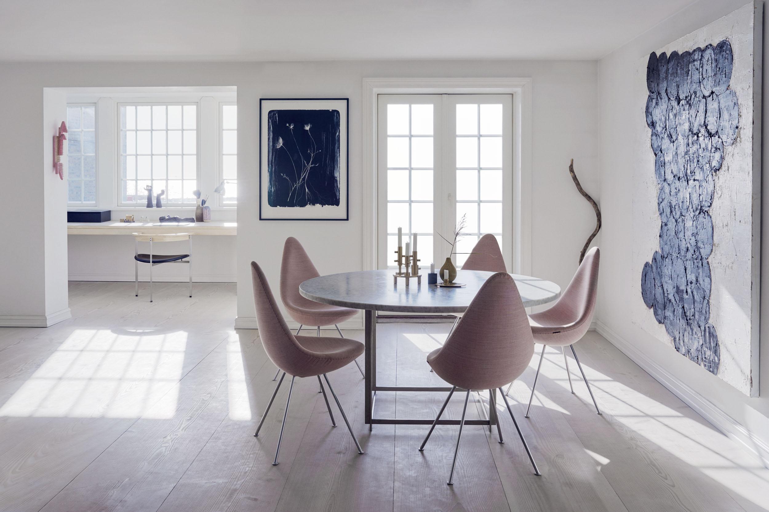 Villa fronte mare in danimarca living corriere for Hopper finestra sul mare