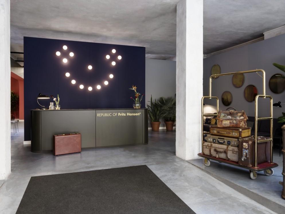 Fritz Hotel - Salone Del Mobile 2017