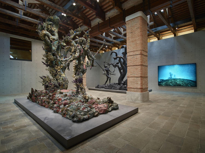 Damien Hirst a Venezia - Foto