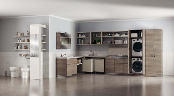 Lavanderia istruzioni di progetto foto 1 livingcorriere - Mobili soggiorno scavolini ...