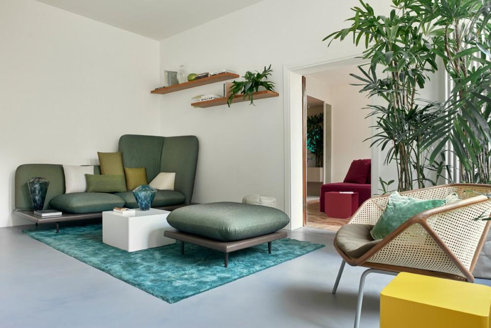 design hotel casa flora a venezia foto living corriere