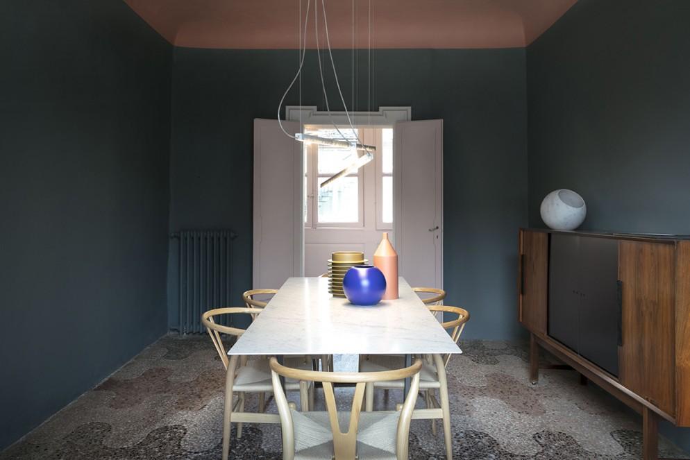 La casa di gabriele salvatori a milano foto living for Casa corriere
