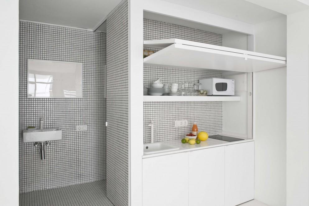 La scelta della mini cucina foto 1 livingcorriere for Superstudio arredamento