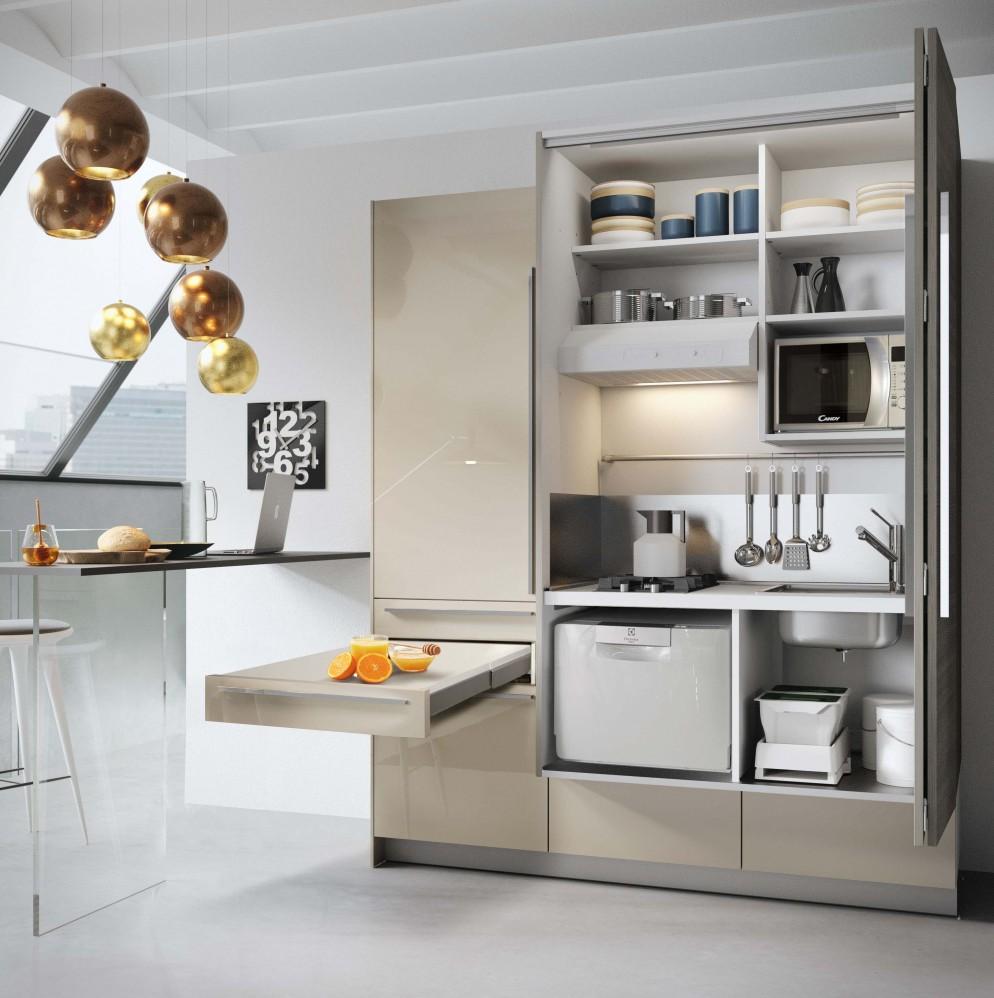 Mini Cucine A Scomparsa la scelta della mini cucina - foto 1 livingcorriere