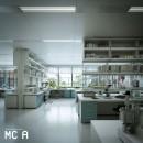 01_Città salute e ricerca_Laboratorio by Engram Studio