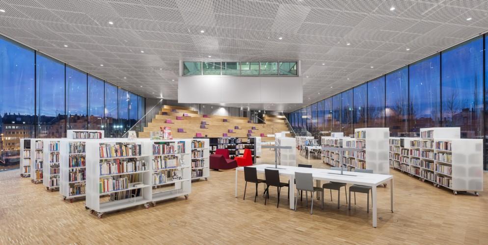 11_Bibliothèque Alexis de Tocqueville_ Photo by Delfino Sisto Legnani and Marco Cappelletti