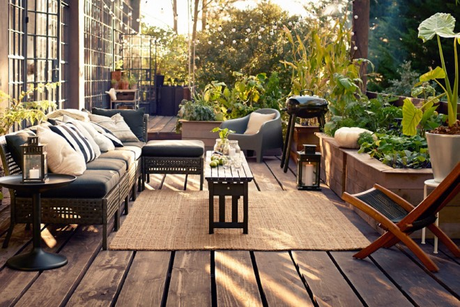 10 regole per un terrazzo perfetto - Living Corriere