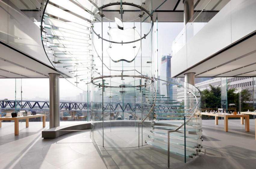 Apple Store ifc mall, Hong Kong-2011-Roy Zipstein-Apple